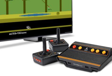 Blast from the Past! Η AtGames κυκλοφορεί Atari και Genesis retro consoles!