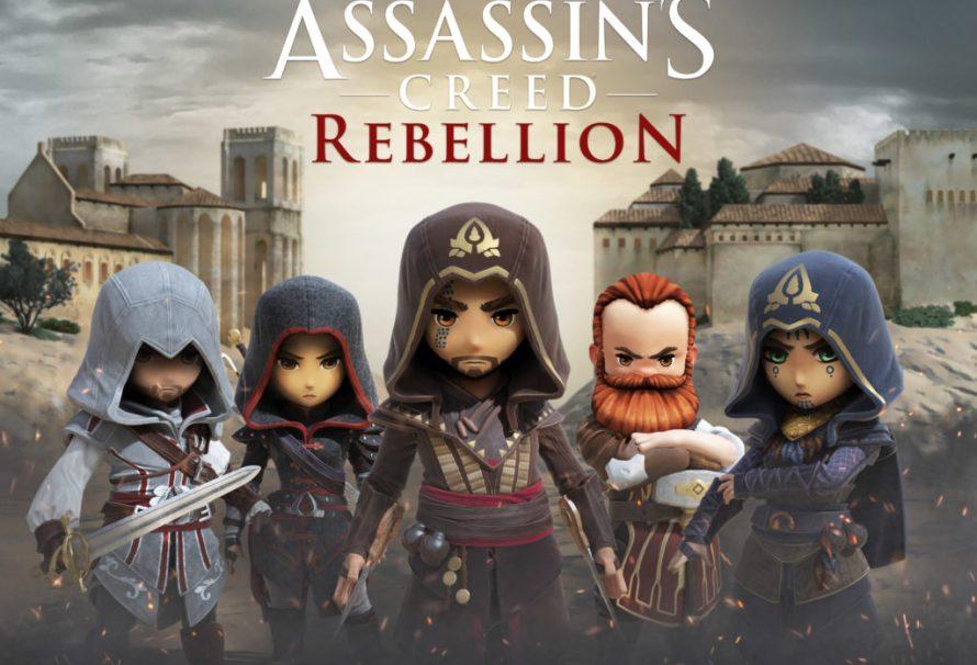 Assassin's Creed Rebellion, το νέο F2P strategy RPG έχει κάτι από… Fallout Shelter!