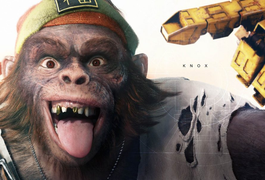 Δείτε το πρώτο in-game footage από το Beyond Good and Evil 2!