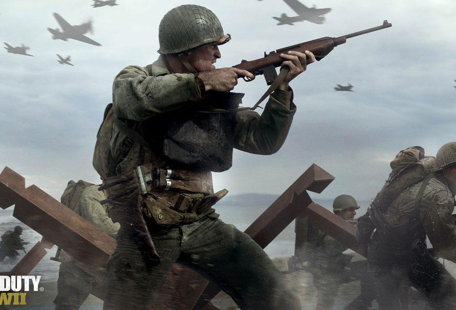 Το κορυφαίο FPS, Call of Duty: WWII  ήρθε στον ΓΕΡΜΑΝΟ!