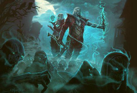 Diablo III, η ώρα του Necromancer φτάνει... Στις 27/6 το νέο DLC pack!