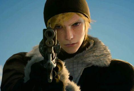 Καταιγιστική δράση στο trailer του Final Fantasy 15: Episode Prompto!