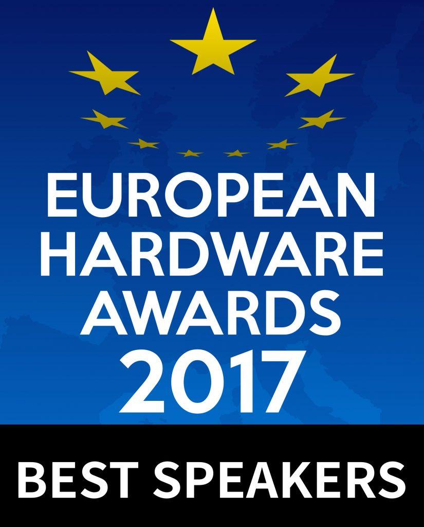 European-Hardware-Awards-2017-Best Speaker-Logo