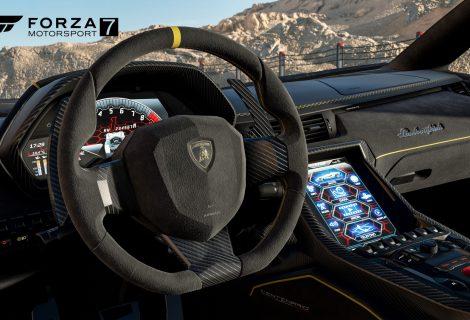 E3 2017 - Ματιές στο πανέμορφο Forza Motorsport 7!