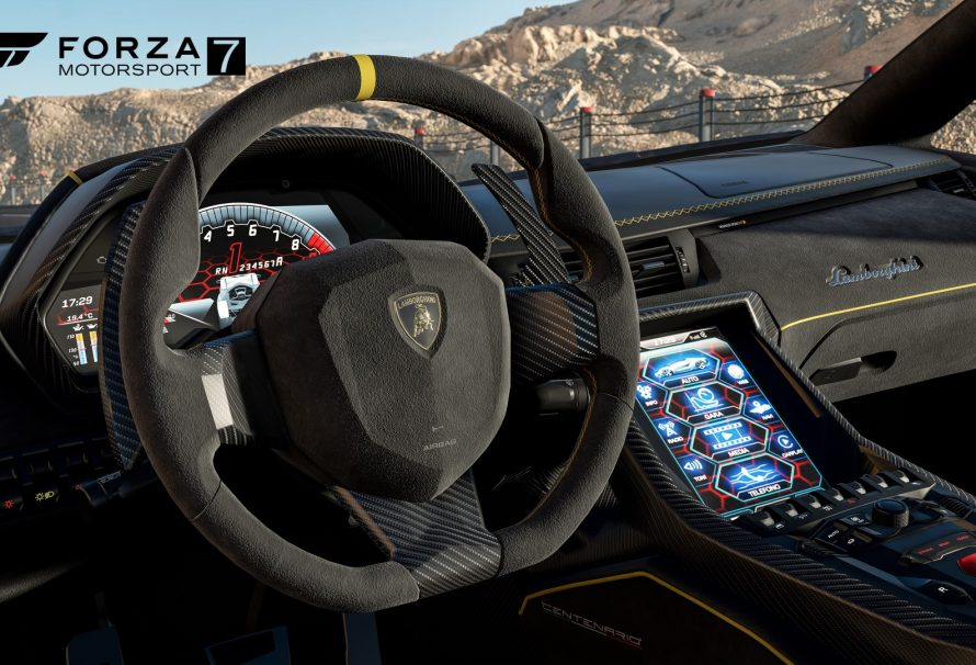 E3 2017 – Ματιές στο πανέμορφο Forza Motorsport 7!