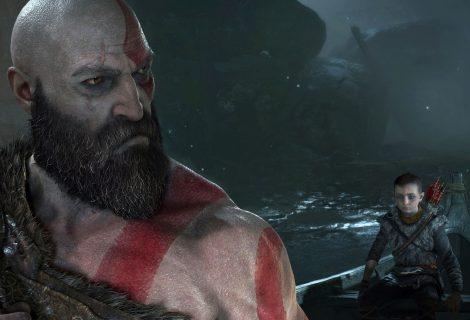 E3 2017 – Νέο God of War trailer και… Kratos και ξερό ψωμί!