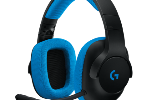 Logitech G433 και G233 και η gaming ακουστική απόδοση εκτοξεύεται στα ύψη!