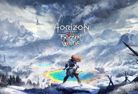 E3 2017 – Frozen Wilds, έσκασε το πρώτο expansion για το Horizon: Zero Dawn!