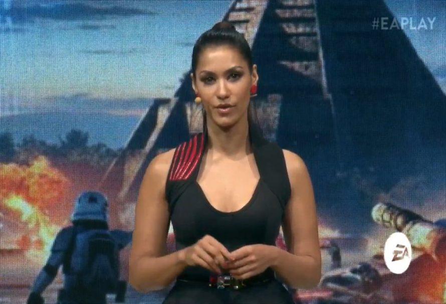 EA PLAY @E3 – H εκπληκτική Janina Gavankar κλέβει την παράσταση!