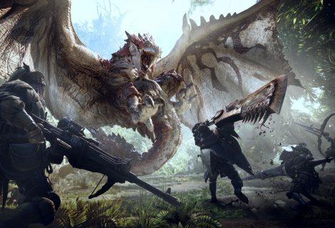 Ε3 2017 – Monster Hunter World, φιλόδοξο και πολλά υποσχόμενο!