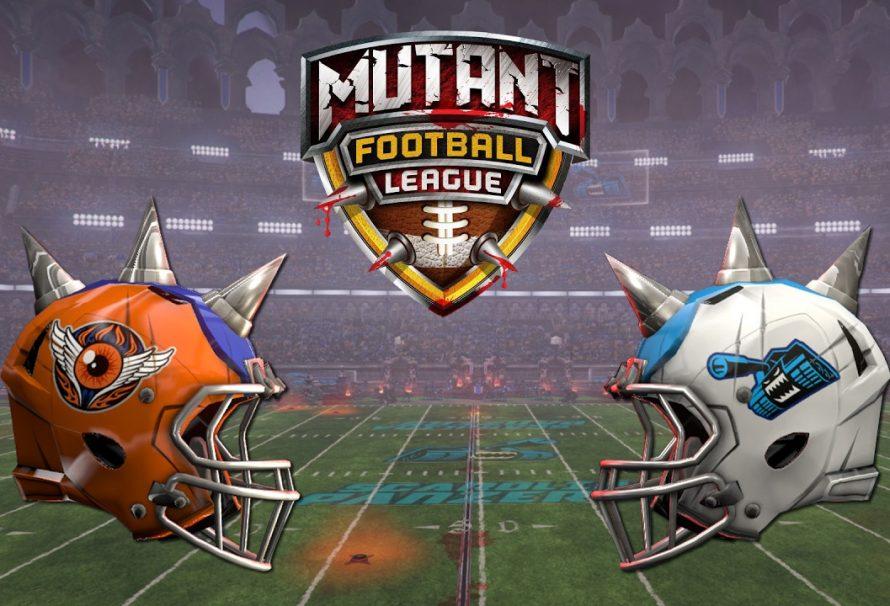 To Mutant Football League έρχεται τον Οκτώβριο και φαίνεται τούμπανο!