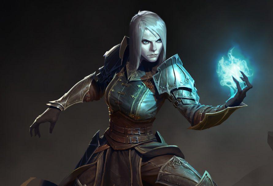 Δείτε το σκοτεινό intro cinematic του Diablo 3: Rise of the Necromancer!