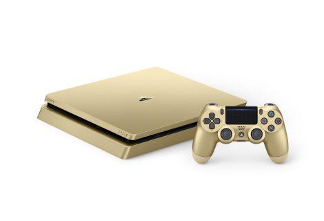 Είναι official! Η Sony κυκλοφορεί ασημί και χρυσό PlayStation 4!