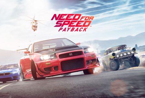 Need for Speed Payback και έφτασε η ώρα του μεγάλου comeback!