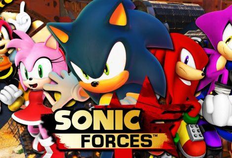 [ΕΛΗΞΕ] Σούπερ Διαγωνισμός! Κερδίστε 3 copies του Sonic Forces!