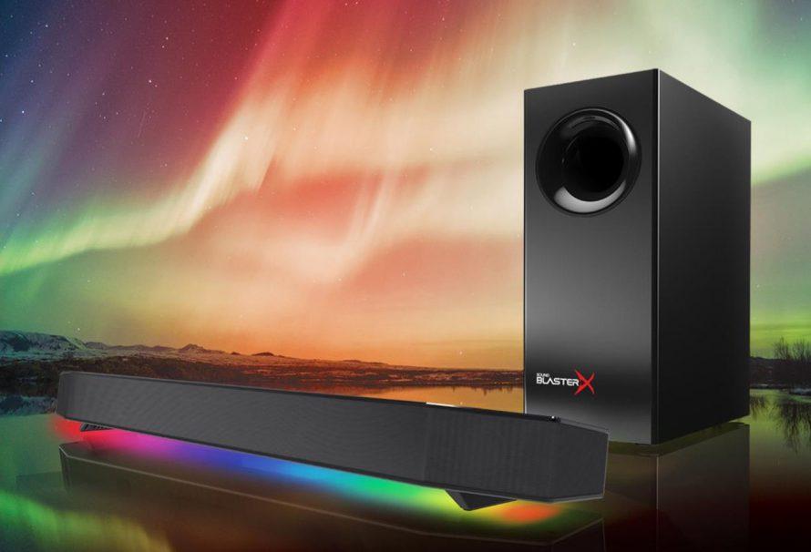 """Το Sound BlasterX Katana αποσπάει το βραβείο """"Best Speakers"""" από το European Hardware Association!"""