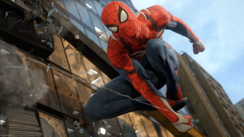 Spider Man New 1
