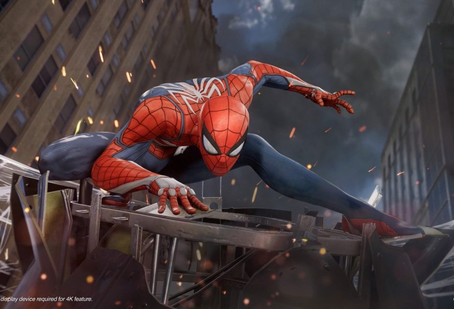 E3 2017 – Το νέο gameplay trailer του PS4 exclusive Spider-Man θα σας πορώσει!