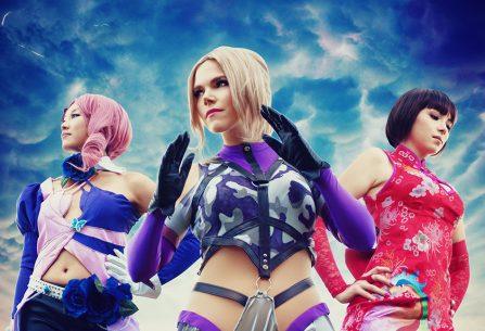 Τα καλύτερα Tekken cosplays!