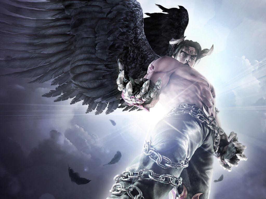 Tekken devil