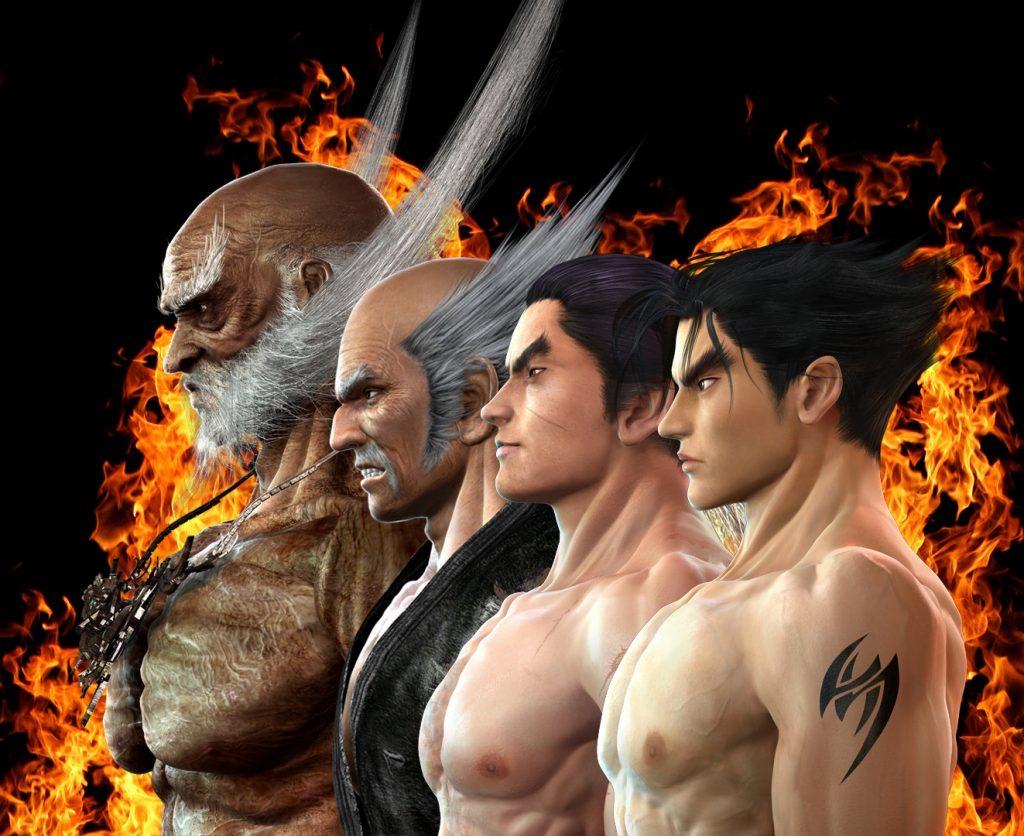 Tekken mishimas 1