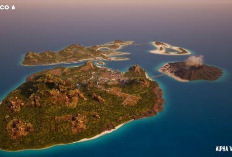 E3 2017 - Ο El Presidente επιστρέφει στο Tropico 6!