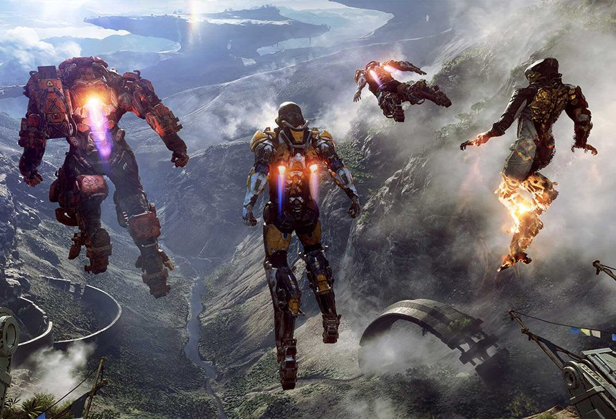 Η EA επιβεβαιώνει ότι το release του Anthem παραμένει εντός χρονοδιαγράμματος!