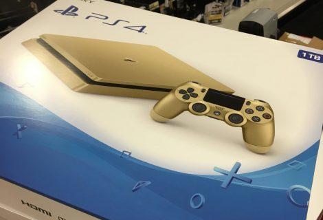 Ό,τι λάμπει δεν είναι χρυσός... εκτός κι αν είναι PlayStation 4!