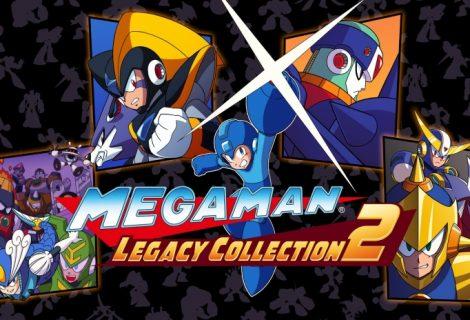 Ο κύκλος ολοκληρώνεται τον προσεχή Αύγουστο, με τη Mega Man Legacy Collection 2!