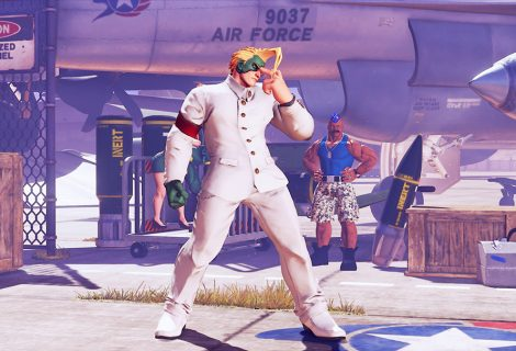 Νέες «σχολικές» στολές για το Street Fighter V