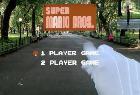 ΕΠΟΣ! Developer προσαρμόζει το Super Mario στο Hololens!