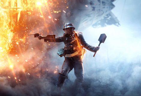 Αυξάνεστε και πληθύνεστε... Η player base του Battlefield 1 ξεπέρασε τα 21 εκατομμύρια!