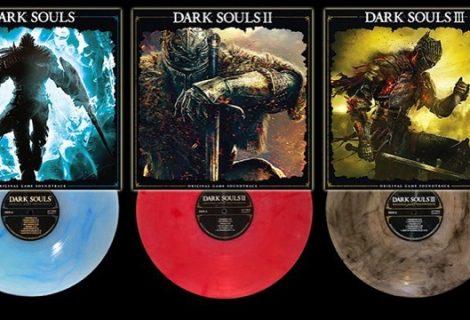 Το Dark Souls - The Vinyl Trilogy... ατελείωτος τρόμος σε 9 βινύλια!