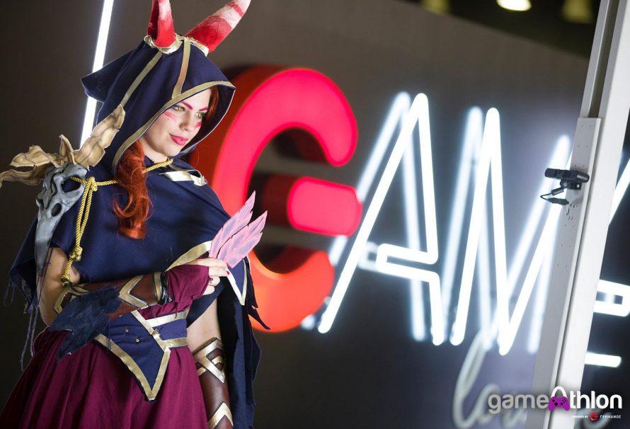 Το GameAthlon 4 μέσα από τον φωτογραφικό φακό του GamesLife!