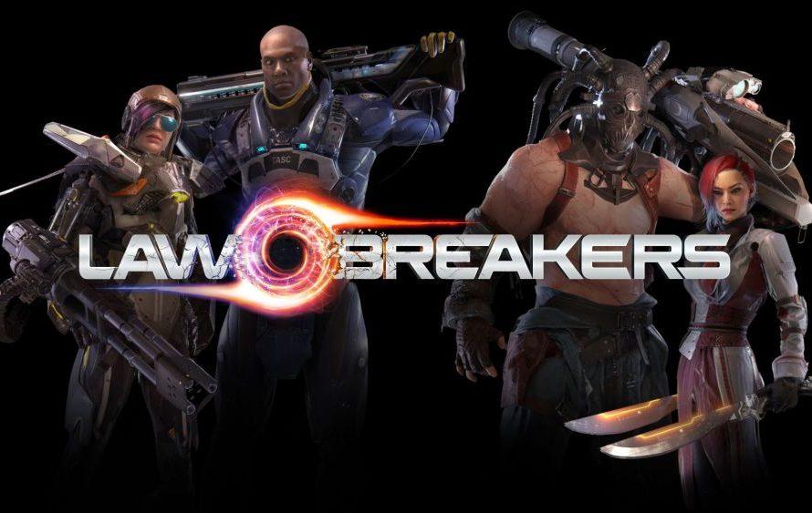 LawBreakers, νέο καταιγιστικό trailer και έναρξη της open beta!