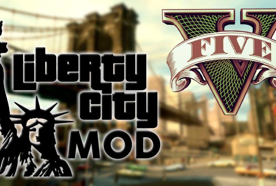 H Take-Two τερματίζει το Liberty City mod για το GTA V!