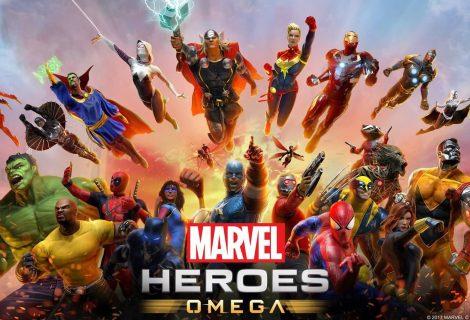 Το Marvel Heroes Omega έφτασε στις κονσόλες και το launch trailer μετράει!