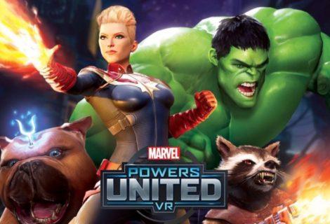 Marvel Powers United, το Oculus Rift exclusive που σε μεταμορφώνει σε... superhero!