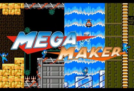 Mega Maker, ένα fan-made project που (εάν επιζήσει) θα λατρευτεί από τους fans του Mega Man!