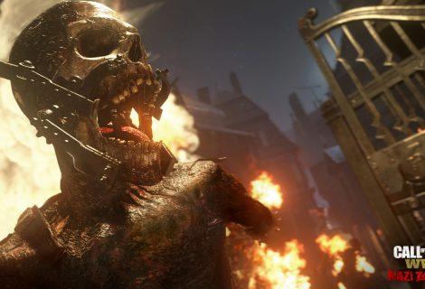 Ο εφιάλτης ξυπνάει στο trailer του Call of Duty: WWII - Nazi Zombies!