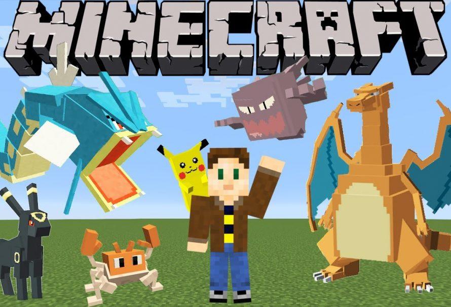 Η Pokemon Company τερματίζει το Minecraft Pixelmon mod!