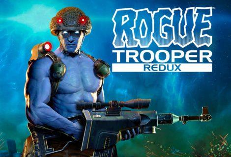 Πόσο άλλαξες; Δείτε ένα συγκριτικό video του αρχικού Rogue Trooper με το remaster!