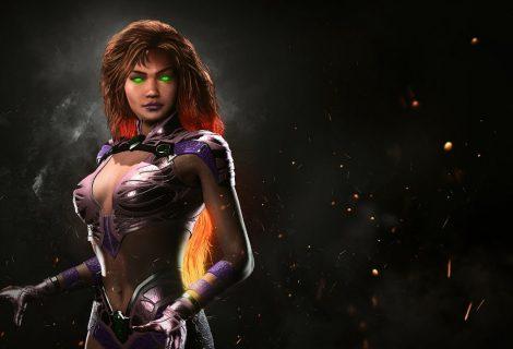 Η Starfire έρχεται στο Injustice 2 και κλέβει την παράσταση με τις laser επιθέσεις της!