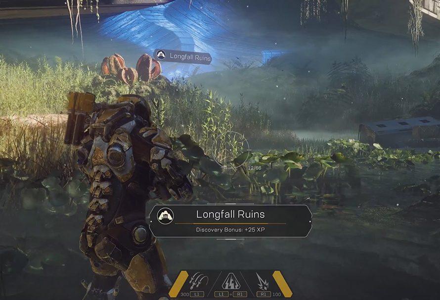 «Σκάνδαλο» με το PS4 trailer του Anthem που είναι «photoshop» από το XboxOne!