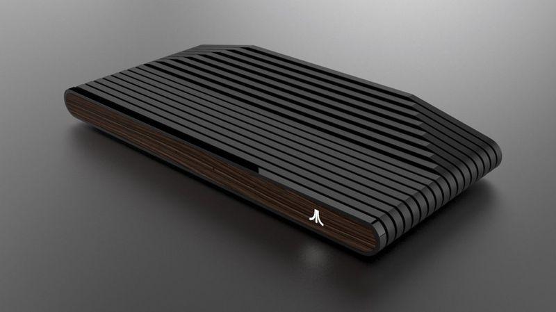 Ataribox, δείτε τη μορφή της νέας retro κονσόλας!