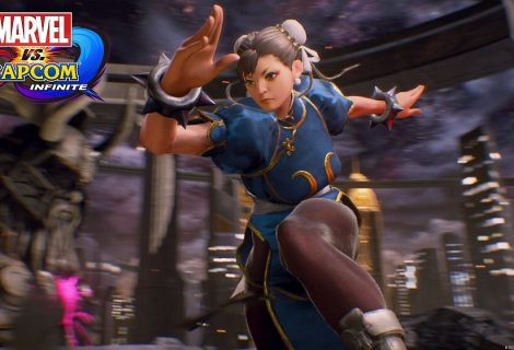 H Capcom «αλλάζει» την Chun-Li στο Marvel vs. Capcom: Infinite!