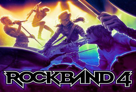 Οι Disturbed και οι Ghost διαθέσιμοι στο Rock Band 4!