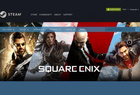 Λαχταριστές θερινές εκπτώσεις της Square Enix στο Steam μέχρι 80%