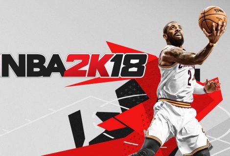 Τα γραφικά του NBA 2K18 ανεβαίνουν επίπεδο (απολαύστε το πρώτο trailer)!