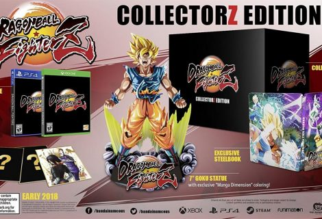 Η συλλεκτική του Dragon Ball FighterZ αποκαλύφθηκε και είναι «όλα τα λεφτά»!